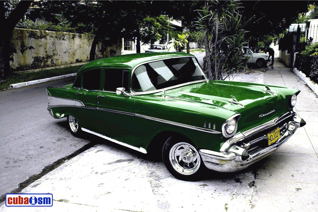 1957 bel air 4 door for sale hemming autos post