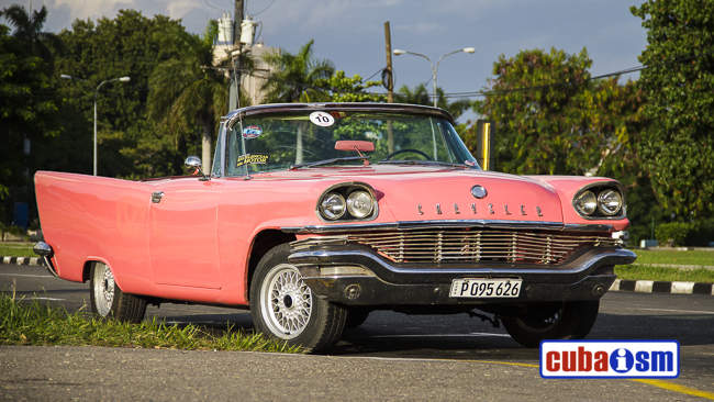cuba autos .org - Chrysler, 1957, Windsor, Havana