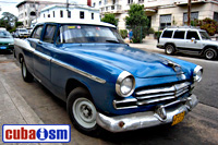 cuba autos .org - Chrysler, 1955, Windsor Newport, Havana