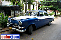 cuba autos .org - Dodge, 1956, Custom Royal Sedan, Havana