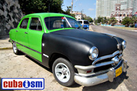 cuba autos .org - Ford, 1950, Customline, Havana