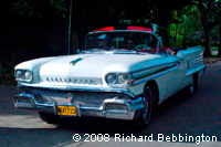 cuba autos .org - Oldsmobile, 1958, Super 88 Convertible, Havana