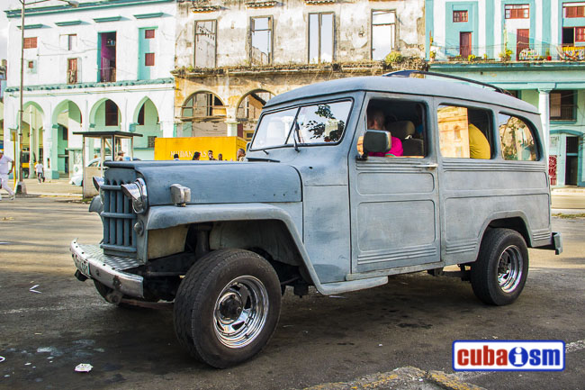 cuba autos .org - Willy, 1952, Wagon, Havana